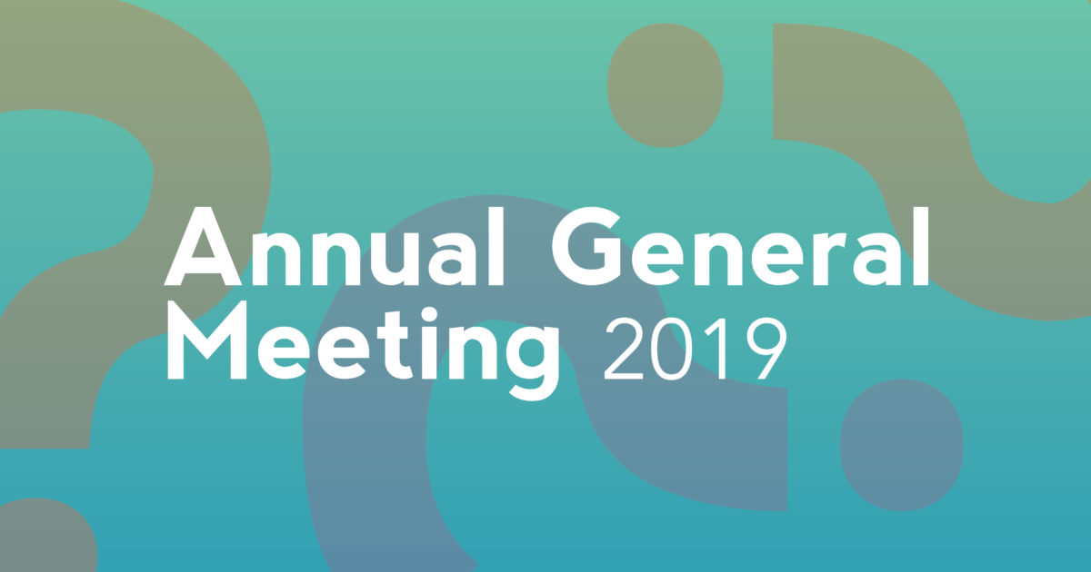 THE INVITATION OF ANNUAL OF SHAREHOLDERS MEETING 2019