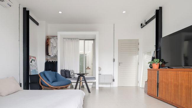 thiết kế nhà tối giản trong mùa hè - v14