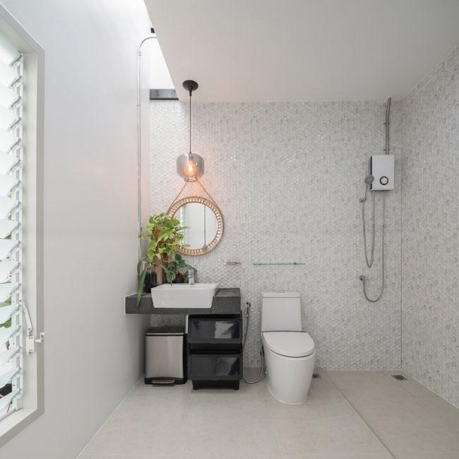 thiết kế nhà tối giản trong mùa hè - v15