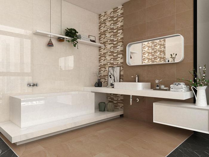 Gạch ốp lát phòng tắm - v3
