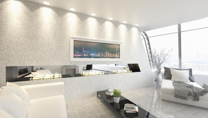Cách phối màu gạch lát nền và gạch ốp tường 1